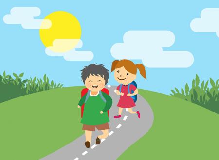 Accoglienza scuola primaria classi 4-5
